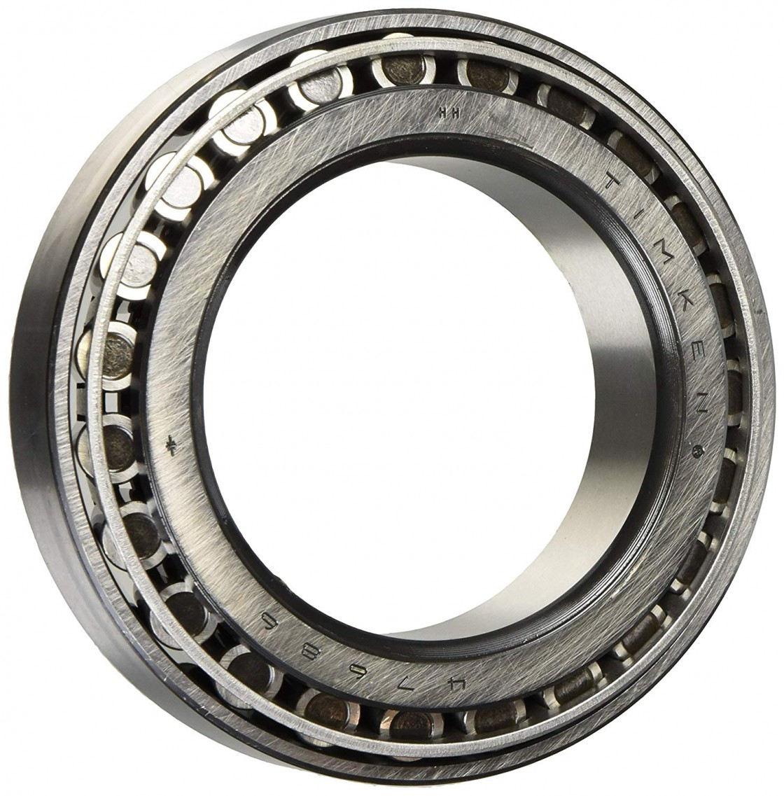 6203 Deep Groove Ball Bearing Used for Fan Equipment