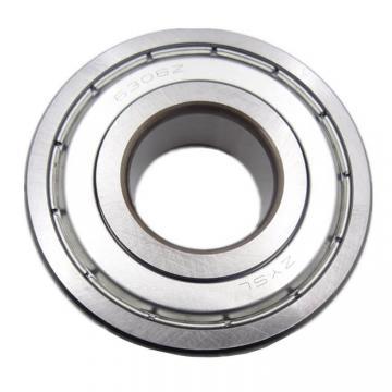 Chrome Steel Volvo Deep Groove Ball Bearing 6306 2RS